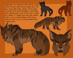 Tigerstar by PureSpiritFlower