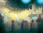 Dragon Attack - Digital Painting Tutorial by Yarkspiri