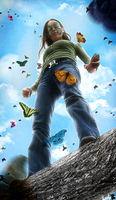 Butterflies Lover by iLeeh95