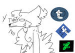 Life As A Furry On The Internet (READ DESCRIPTION) by cryssi-the-acid-slim
