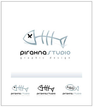 pirahna logo by alenq