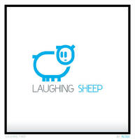 laughing sheep by alenq