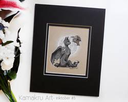 Inktober #3 by Kamakru