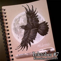 Inktober #7 by Kamakru