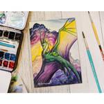 Flight of Color by Kamakru