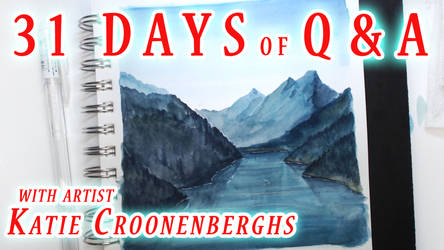 31 Days of Q and A - All things art! by Kamakru