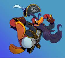 PIRATE PENGUIN by Skyblue10