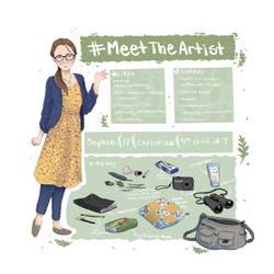 Meet the Artist! by Belle-Skies
