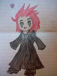 Axel -FAIL for me- by RemnantXXX