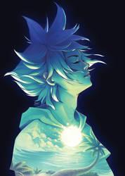 Destiny Sora by sweetsasu