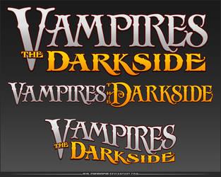 Vampires: The Darkside Logo by AHiLdesigns