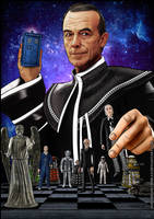 The Valeyard: Pawns by AHiLdesigns