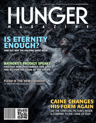 The Hunger Magazine - Issue #1 by AHiLdesigns