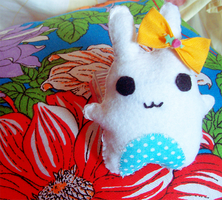 White Bunny by youtastelikecookies