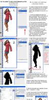 Creating Photomanip Shadows by archetype-stock