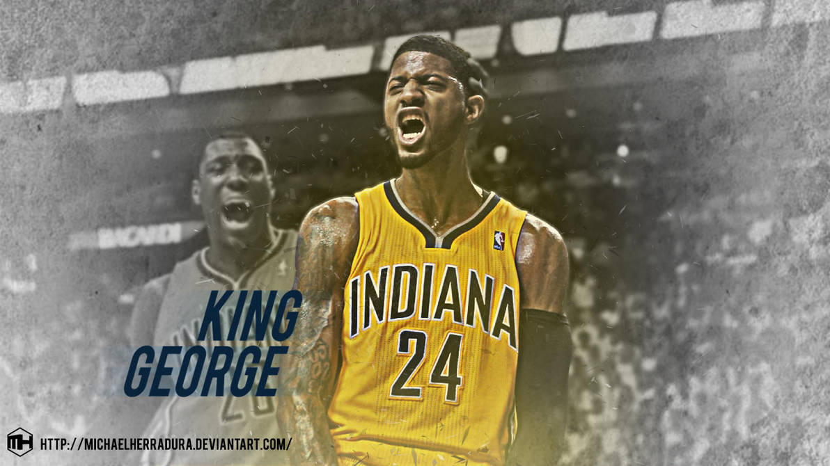 Paul George wallpaper by michaelherradura ...