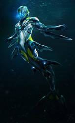 Diving Suit by cat-meff