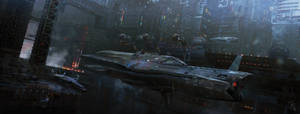 Shipyard by cat-meff