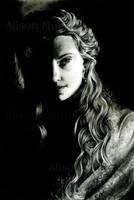 Scarlett Johansson 2 by Alene