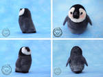 Penguin by Alene