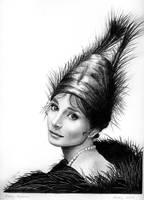 Audrey Hepburn 3 by Alene