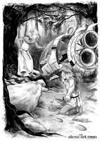 Strange Encounters 1 by Alene