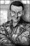 Dr Who- Christopher Eccleston by Alene