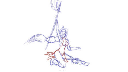 Soraka WIP by altimis