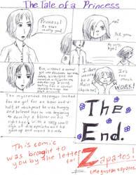 A very short story by Evilmoohissbaa
