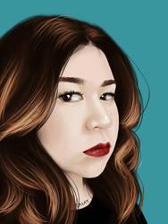 Self Portrait by talaybaa