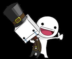 You saved him! by PotatoesBasket