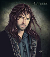 the hobbit by RaineyFon