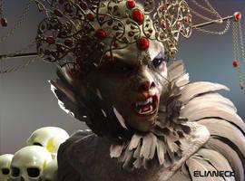 Lady Death... by elianeck