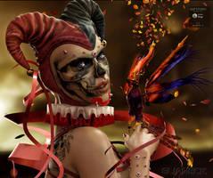 Pierrot.. by elianeck