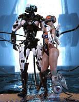 Robot by elianeck