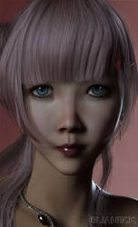 Aki for G8 face by elianeck