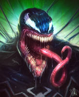 Venom by JakkeV