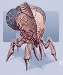 Some kind of monster by JakkeV