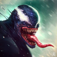 Venom! by JakkeV