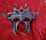 Dark King Mask by MummersCat