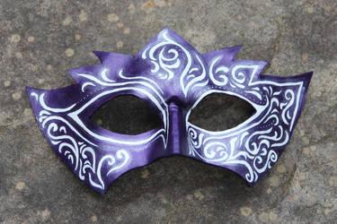 Spiral Masquerade by MummersCat