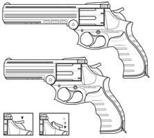 Revolver 2-ish by sharp-n-pointy