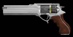 Eccentric Auto revolver by sharp-n-pointy