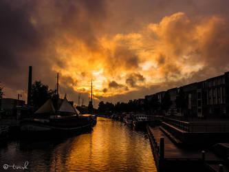 Gentle Sunset by tvurk
