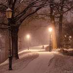 Forgotten Winter by tvurk