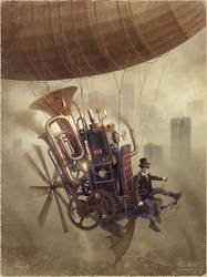 Steampunk by gedomenas