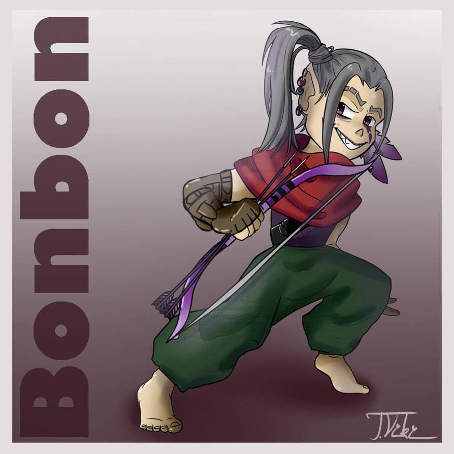 Bonbon by TothViki