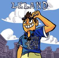 Leland Concept Art by BrianDanielWolf