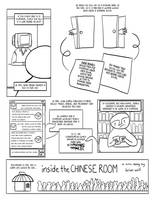 Chinese Room Page 1 by BrianDanielWolf