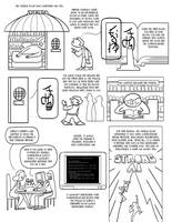 Chinese Room Page 2 by BrianDanielWolf